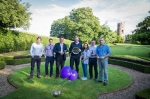 Beach Baker sponsors Bristol Property Agents Association annual charity Boules Event Raising £2,600